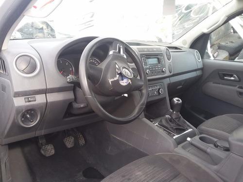 desarmo volkswagen amarok turbo disel solo por partes