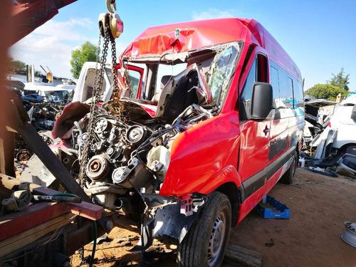 desarmo volkswagen crafter diesel 5cilindros 2010 por partes