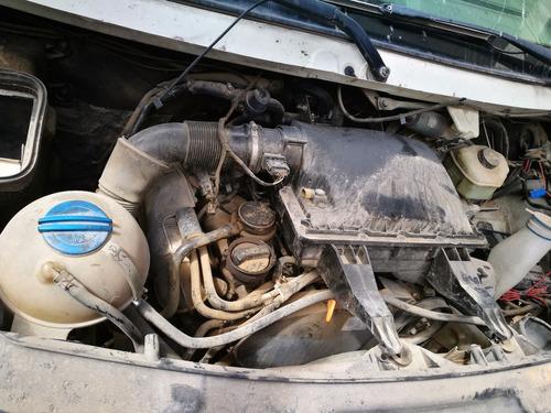 desarmo volkswagen crafter diesel modelo 2014 solo por parte
