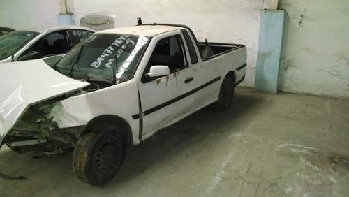 desarmo volkswagen pointer pick-up 2001 desarmo