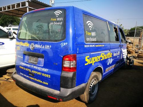 desarmo volkswagen transporter tdi mod 2015 por partes