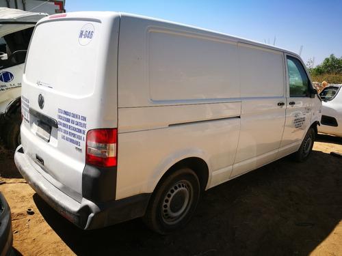 desarmo volkswagen transporter tdi modelo 2015 por partes