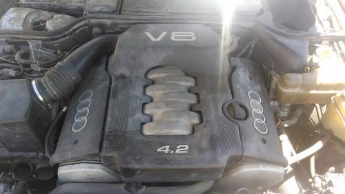 desarmo y vendo en partes audi a8 aut. quattro 8 cil 4.2