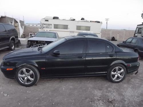 desarmo y vendo en partes jaguar x-type 2002 automatico 4x4
