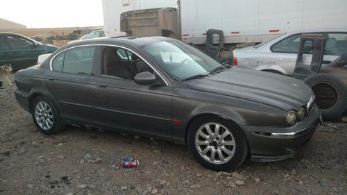 desarmo y vendo en partes jaguar x-type 2003 automatico 4x4