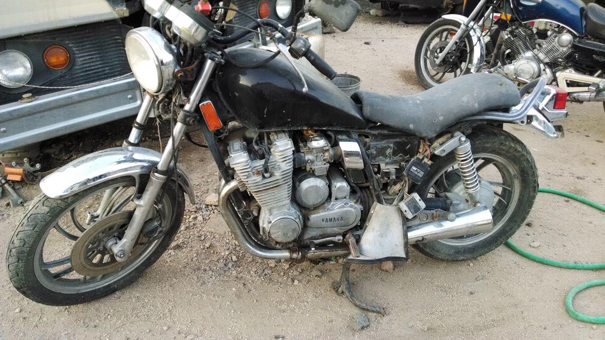 Moto Yamaha 1980 Ide Dimage De 1981 Xj550 Maxim Wiring Diagram Desarmo Y Vendo En Partes Xj 650 30000
