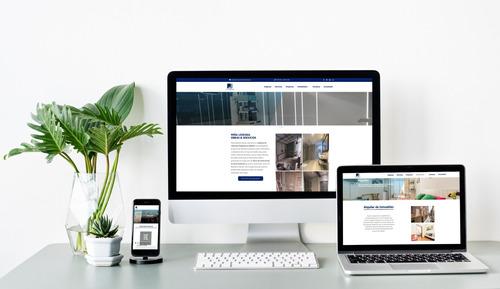 desarrollamos diseño de páginas web responsive corporativas