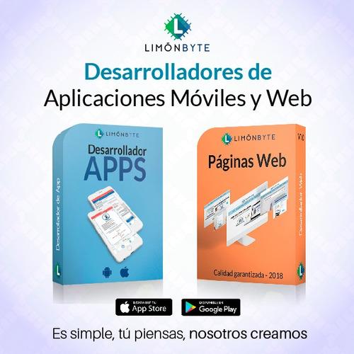 desarrollo aplicaciones moviles apps apple android iphone
