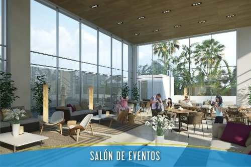 desarrollo brezza towers. departamentos de lujo. tipo a. 110 m2 de 2 recs. el table, cancún