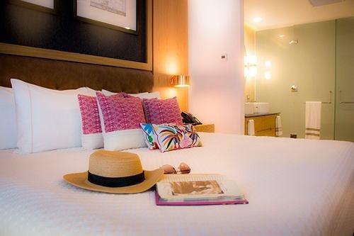 desarrollo con servicio hotelero frente al mar en playa del carmen