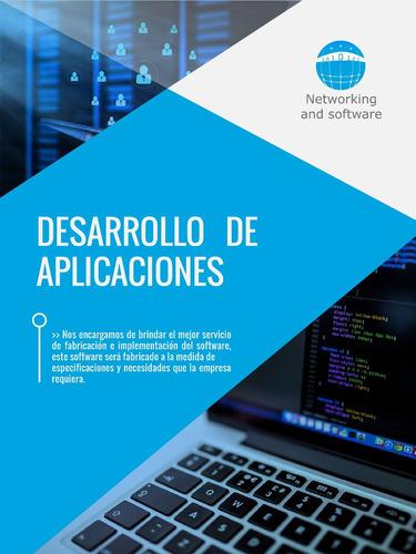 desarrollo de aplicaciones en codigo java, android, vb
