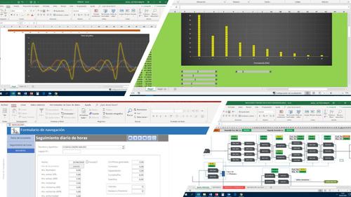 desarrollo de aplicaciones en ms-excel, ms-access y vb