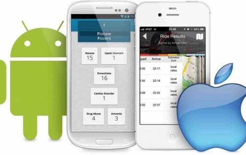 desarrollo de aplicaciones móviles android ios / a medida