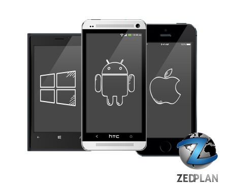 desarrollo de aplicaciones móviles. apps android iphone ipad
