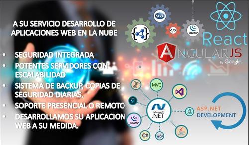 desarrollo de aplicaciones web - movil