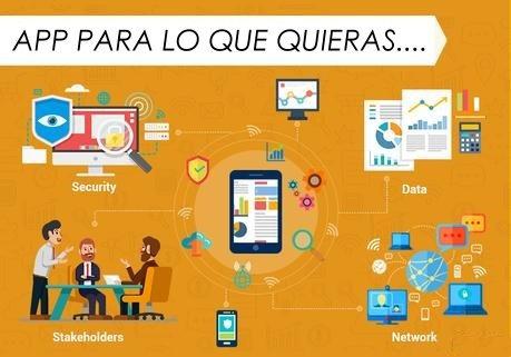 desarrollo de app y web - adndroid-ios - e.commerce and all