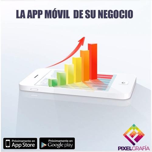 desarrollo de apps móviles empresariales ios/android