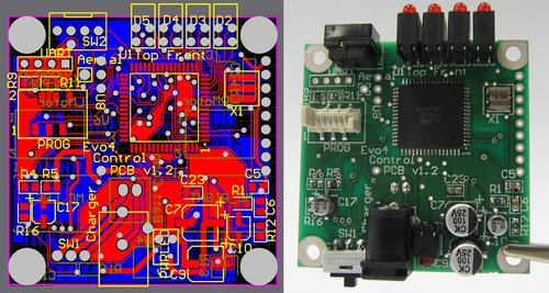 desarrollo de firmware y hardware
