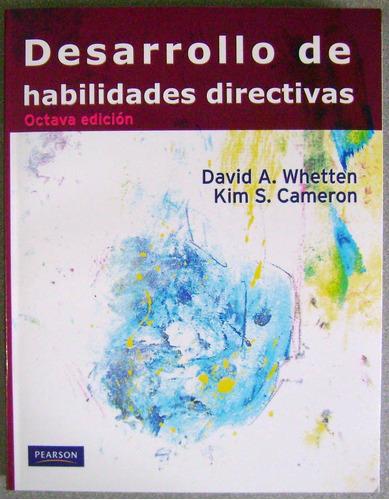 desarrollo de habilidades directivas- david whetten- pearson
