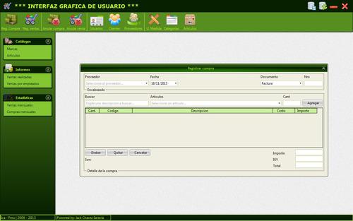 desarrollo de interfaz grafica de usuario en c#