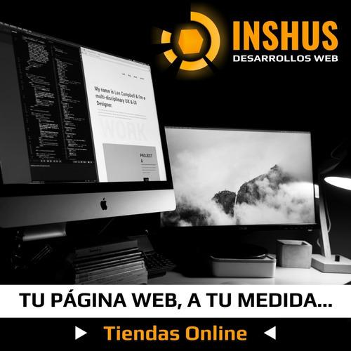 desarrollo de páginas web y tiendas online!