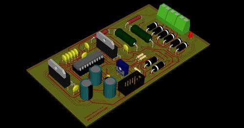 desarrollo de proyectos electronicos venta de componentes