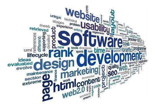 desarrollo de sistemas / programas / páginas web