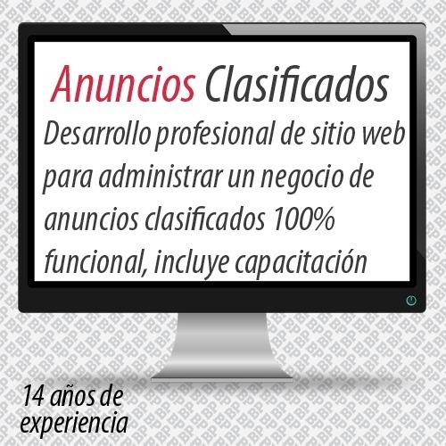 2055de2319c6 Desarrollo De Sitio Web Para Ganar Con Anuncios Clasificados ...