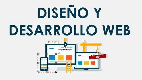 desarrollo de sitios web & diseño gráfico publicitario