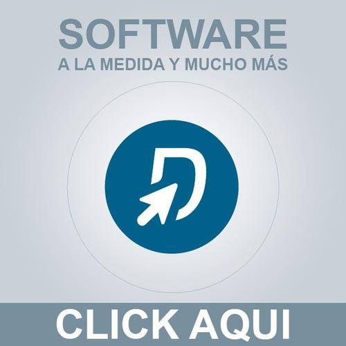 desarrollo de software (odoo erp)