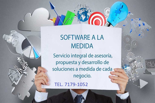 desarrollo de software y sitio web a la medida