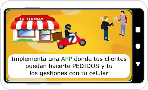 desarrollo de web / apps / aplicativos de escritorio