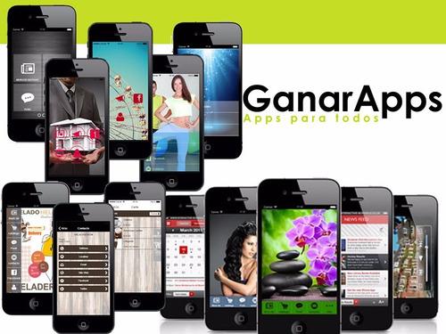 desarrollo diseño de apps mobile android apple incluye carro