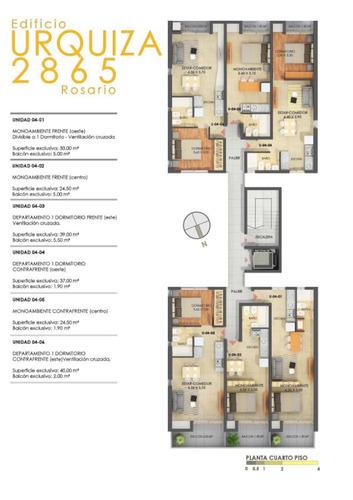desarrollo en pichincha - 1 y 2 dormitorios