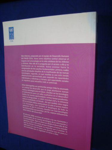 desarrollo humano en chile 2006, pnud.