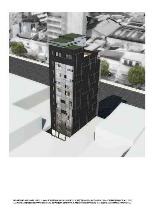 desarrollo - monoambiente c/ patio - villa urquiza