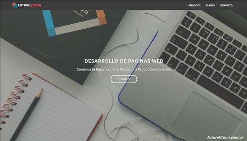 desarrollo paginas web, programación, php, html, javascript