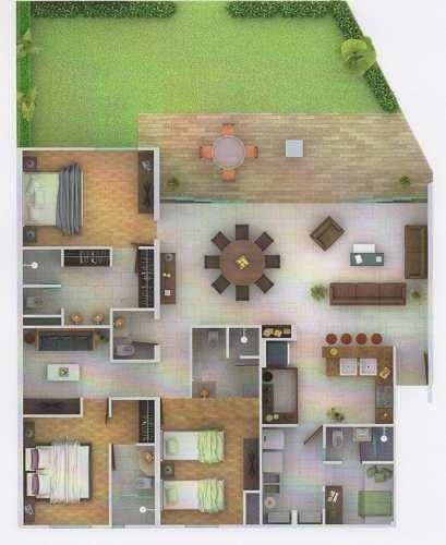 desarrollo palmetto 20 departamento residencial sabal  gh2  en palmaris cancún, quintana roo