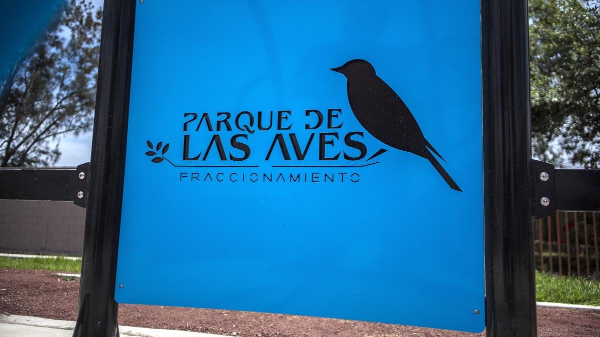 desarrollo parque de las aves