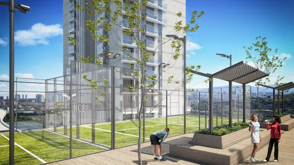 desarrollo residence bosque real