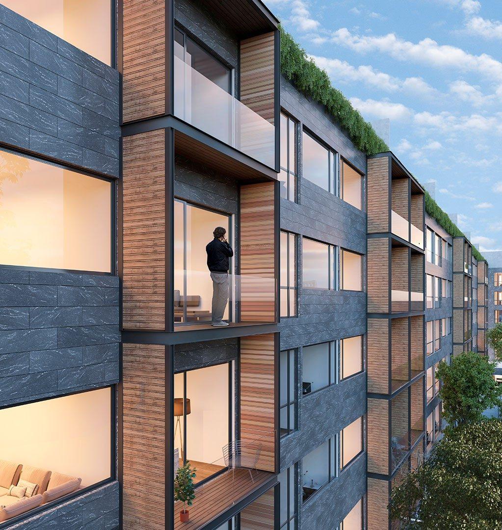 desarrollo residencial avenue nápoles