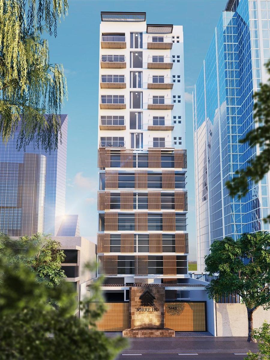desarrollo torre ho departamentos