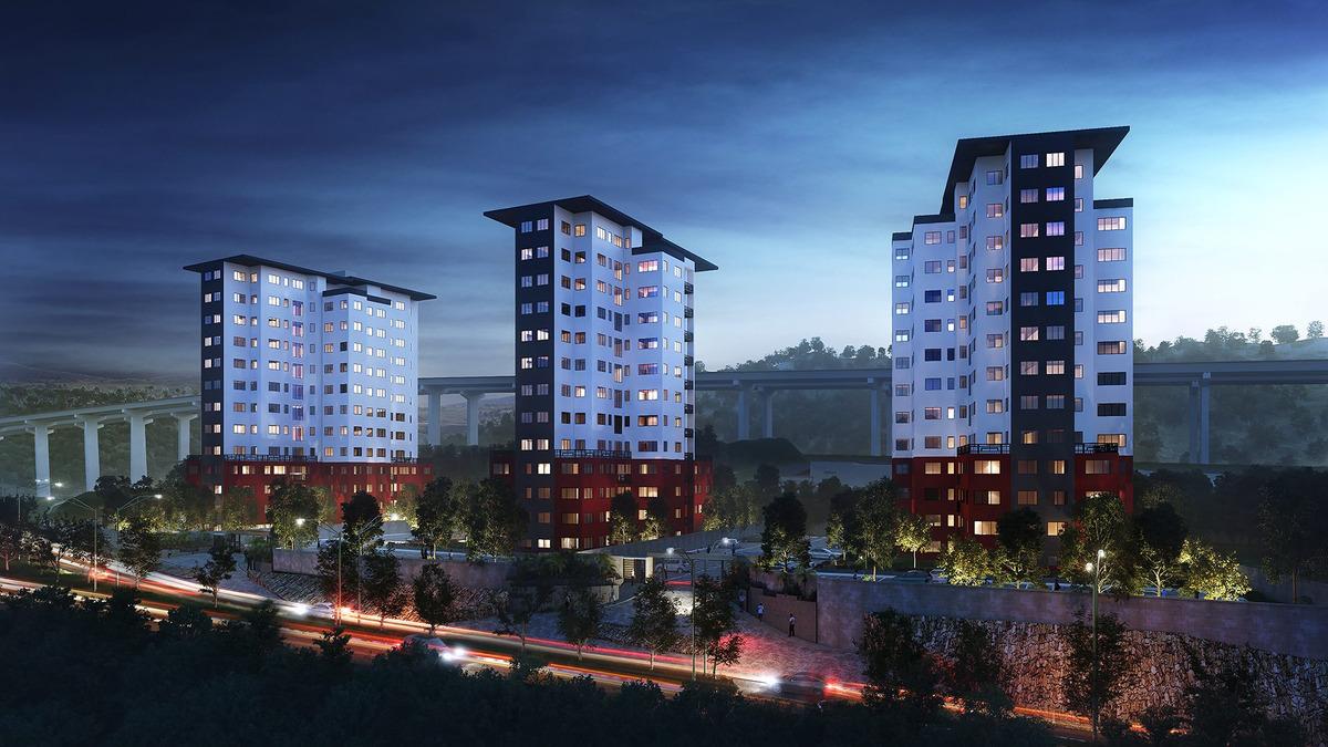 desarrollo torres bulevares (cerca de periférico)
