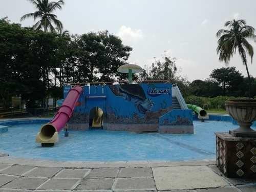desarrollo turistico con actividad de balneario en venta en morelos