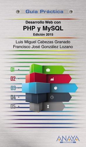 desarrollo web con php y mysql(libro mysql)