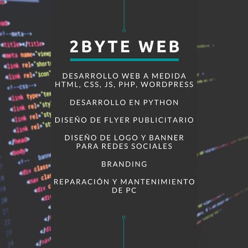 desarrollo web   desarrollo en python   diseño gráfico