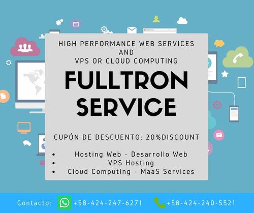 desarrollo web, hosting, cloud computing