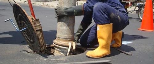desatoros y mantenimiento de desagues, emergencias todo lima