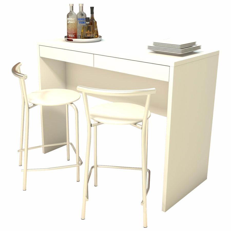 Desayunador 2 banquetas cromadas sillas cocina comedor for Banquetas de cocina