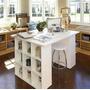 Mueble De Cocina Isla ,desayunador Imperdible Fabricantes !